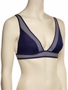 Addiction Nouvelle Triangular Bra AD13-01 - Navy