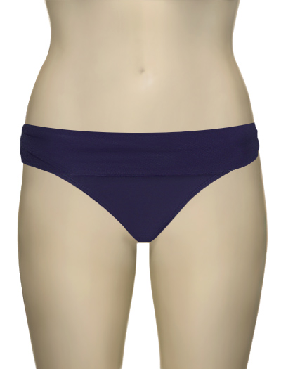 Aerin Rose Fold Over Scoop Brief 74810 - Midnight
