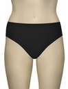 Aerin Rose High Waist Bikini Bottom 444 - Carbon