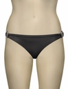 Aerin Rose Scoop Brief With Hammered Ring 84511 - Graphite