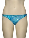 Aerin Rose Scoop Brief With Hammered Ring 84511 - Curacao