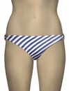 Aerin Rose Scoop Brief With Hammered Ring 84511 - Nautical