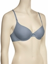 Affinitas Intimates Allison T-Shirt Bra 2411 - Blue Slate