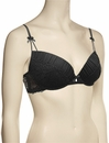 Affinitas Intimates Ida Molded Padded Bra 4211 - Black