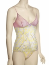 Affinitas Intimates Zoe Camisole 616 - Lemon / Rose