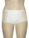 Affinitas Intimates Parfait Alexis High Waisted Brief 8651 - Ivory