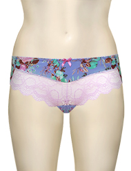 Affinitas Parfait Delphine Brief Slip 4103 - Autumn Print