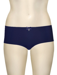 Affinitas Intimates Parfait Jeanie Hipster Shorty 4805 - Navy Blue