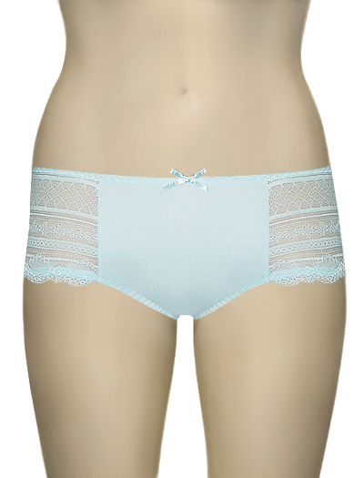 Affinitas Intimates Kelly Boyshort 6705 - Baby Blue