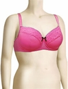 Affinitas Intimates Parfait Laura Padded Bra 7501 - Berry