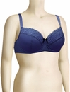 Affinitas Intimates Parfait Laura Padded Bra 7501 - Navy Blue