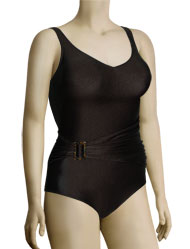Anita Glory II One Piece Bathing Suit 7275 - Brown