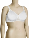 Anita Maternity Stretch Cup Wire-Free Nursing Bra 5062 - White
