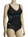 Anita Sea Gym Elin Tankini Set 8704 - Black
