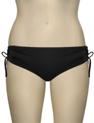 Anita Swim Mix & Add Adjustable Bikini Bottom 8792-0 - Black