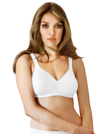 Anita Twin Firm Maximum Support Soft Cup Bra 5695 - White