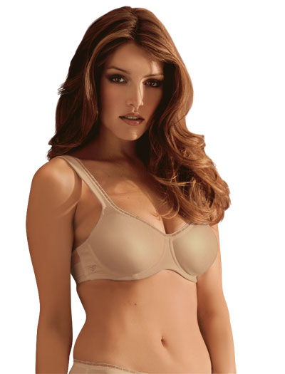 Anita Twin Firm Maximum Support Underwired Bra 5694 - Skin