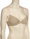 B.tempt'd B. Wow'd Plunge Bra 958187 - Natural / Pink