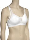 Bendon Sport Flex Out Sports Bra 71-408 - White / Silver