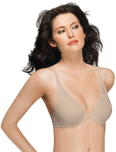 Wacoal Body T-Back Underwire Bra 65124 - Toast