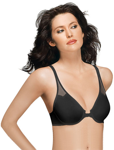 Wacoal Body T-Back Underwire Bra 65124 - Black