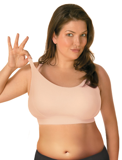Bravado Original Basic Nursing Bra Double Plus 1013 - Blush