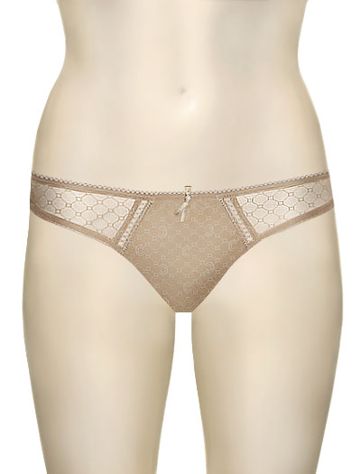 Chantelle C Chic Tanga 3589 - Perfect nude