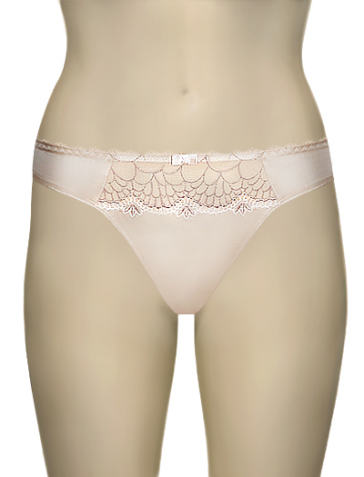 Chantelle Icone Fashion Tanga 3859 - Skin / Rose