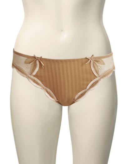 Chantelle Legende Panty 2983 - Coffee