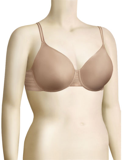 Chantelle Pure Full Coverage T-Shirt Bra 3616 - Ultra Nude