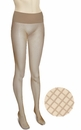 Commando Dig-Free Luxury Fabulous Fishnet Legwear HFNT - Nude