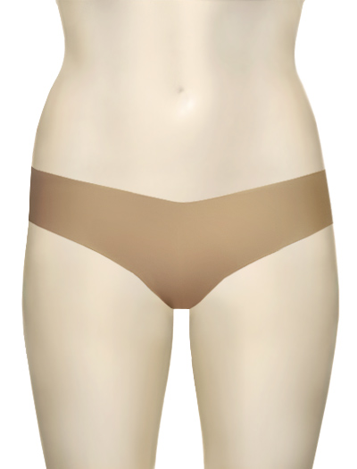 Commando Low-Rise Thong CT - True Nude