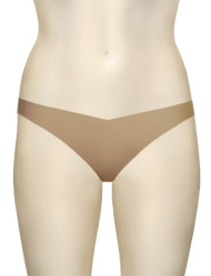 Commando Low-Rise Tiny Thong TT - True Nude