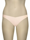 Commando Low-Rise Tiny Thong TT - Light Nude