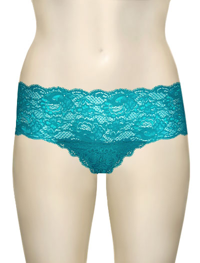 Cosabella Never Say Never Hottie Low Rise Hotpants NEV07ZL - Jade