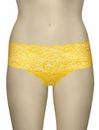 Cosabella Never Say Never Hottie Low Rise Hotpants NEV07ZL - Sunshine