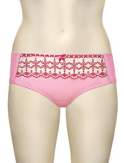 Curvy Kate Daisy Chain Brief CK2705 - Sherbet/Rose