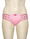 Curvy Kate Daisy Chain Thong CK2702 - Sherbet/Rose