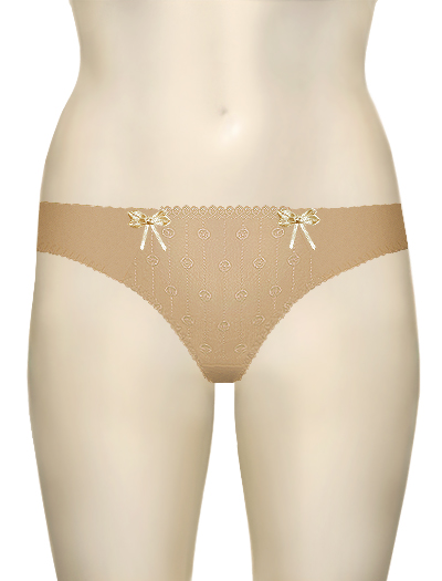 Curvy Kate Dreamcatcher Thong CK2302 - Biscotti