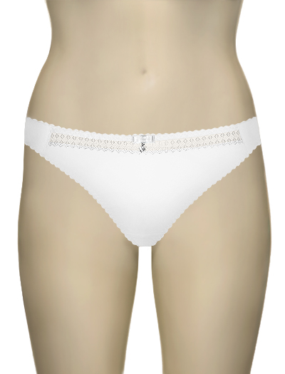Curvy Kate Gia Thong CK2102 - White