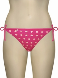 Curvy Kate Seashell Tie Side Brief CS1315 - Sorbet