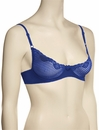 Timpa Duet Lace Demi Bra 16449 - Electric Blue