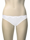 Timpa Duet Lace Panty 630473 - White