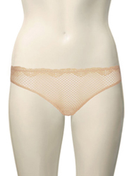 Timpa Duet Lace Panty 630473 - Skin