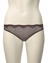 Timpa Duet Lace Panty 630473 - Chocolate