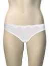 Duet Timpa Lace Thong 615700 - White