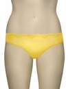 Duet Timpa Lace Tanga 615700 - Yellow