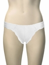 Duet Timpa Lace Thong 615288 - White