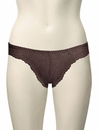 Timpa Duet Lace Tanga 615288 - Chocolate