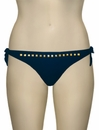 Eda Bijou Brief w/ Ties & Gold Stud Detail ESE21-3 - Navy